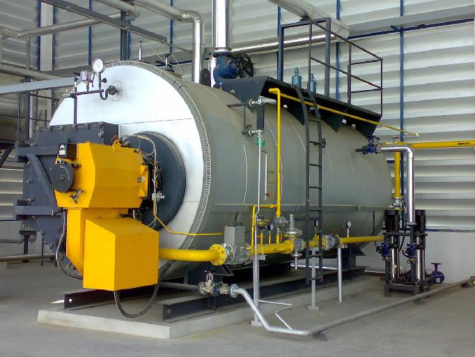 Getabec Three-Pass Boilers